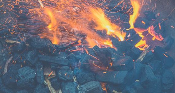 Carbones Todo en Negro, distribuidor de carbón y leña en Madrid
